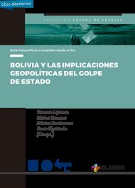 Bolivia, geopolítica, golpe de estado